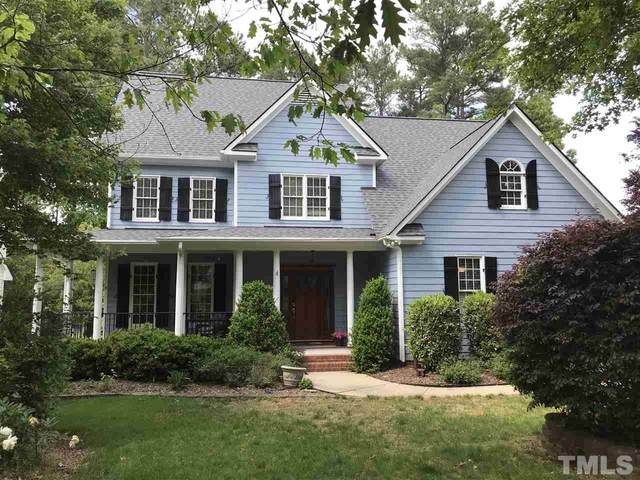 406 Crossway Lane, Holly Springs, NC 27540 (#2325860) :: Raleigh Cary Realty