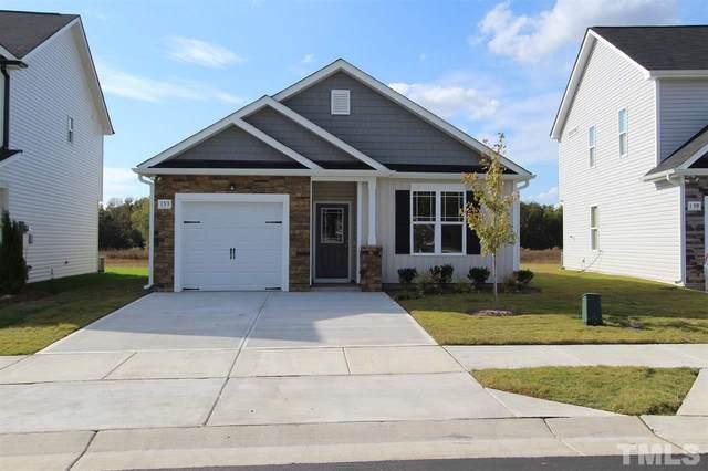 153 Sunfish Street, Smithfield, NC 27577 (#2325861) :: Bright Ideas Realty