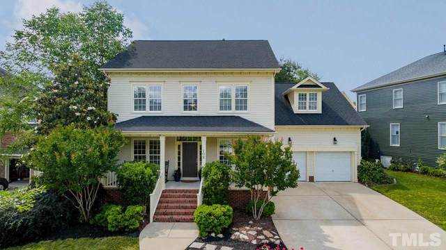 108 Sunset Oaks Drive, Holly Springs, NC 27540 (#2325958) :: Realty World Signature Properties