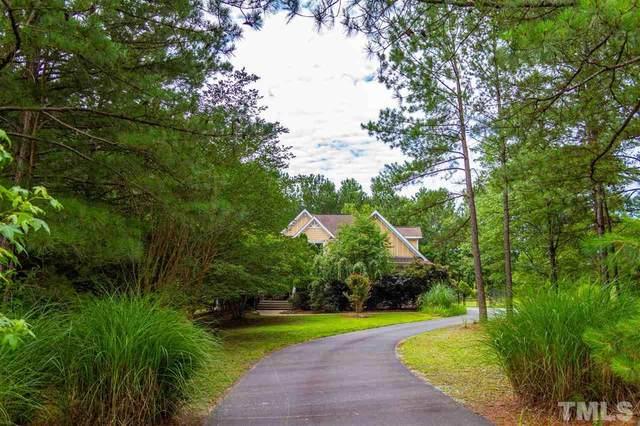 16 Emerald Crest Court, Chapel Hill, NC 27516 (#2325961) :: Realty World Signature Properties