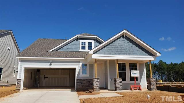 232 Luftee Lane, Holly Springs, NC 27540 (#2326214) :: Triangle Top Choice Realty, LLC