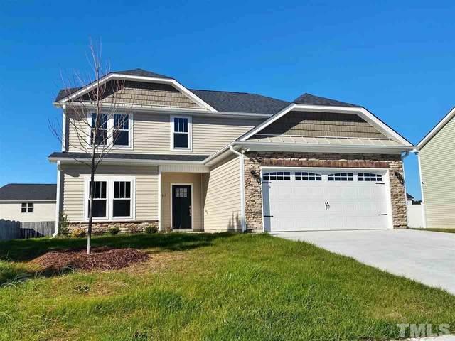 265 Longdeer Drive Lexington, Wendell, NC 27591 (#2326444) :: Real Properties