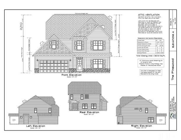 107 Caboose Lane Lot 4 The Pinew, Clayton, NC 27529 (#2326469) :: Real Estate By Design