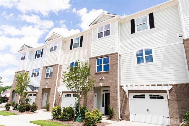 1705 Gathering Park Circle #10, Cary, NC 27519 (#2326514) :: The Results Team, LLC