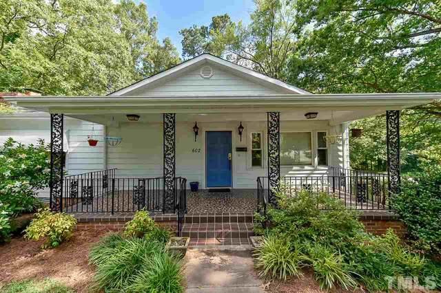 602 Hugo Street, Durham, NC 27704 (#2326603) :: Dogwood Properties