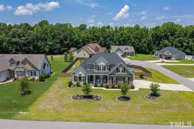 29 Borgo Court, Willow Spring(s), NC 27592 (#2326737) :: Marti Hampton Team brokered by eXp Realty