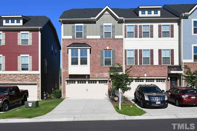 1012 Drayman Place, Apex, NC 27502 (#2326739) :: Triangle Top Choice Realty, LLC