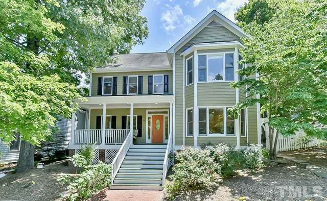 315 Edgewater Circle, Chapel Hill, NC 27516 (#2326769) :: Masha Halpern Boutique Real Estate Group