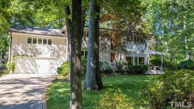 3327 Cheswick Drive, Raleigh, NC 27609 (#2327453) :: The Perry Group