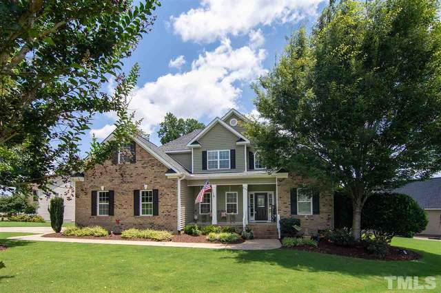 242 Neuse Landing Drive, Clayton, NC 27527 (#2327563) :: M&J Realty Group