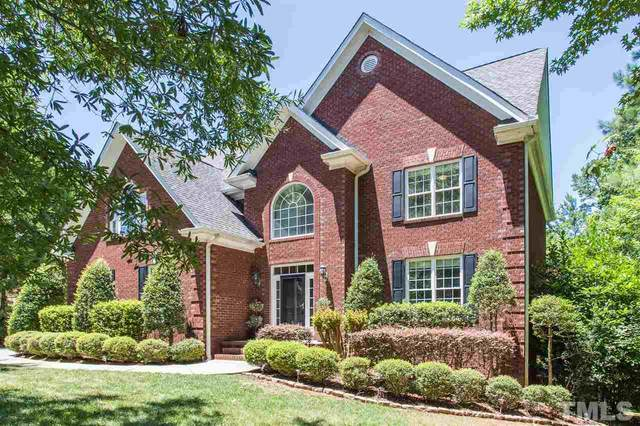 34 Golden Heather, Chapel Hill, NC 27517 (#2327640) :: Marti Hampton Team brokered by eXp Realty