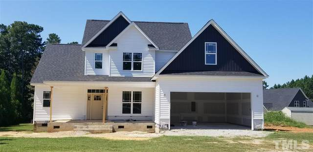 829 Cedar Creek Drive, Wendell, NC 27591 (#2327660) :: Triangle Just Listed