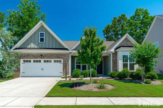 2851 Wilkes Lake Drive, Fuquay Varina, NC 27526 (#2327830) :: The Jim Allen Group
