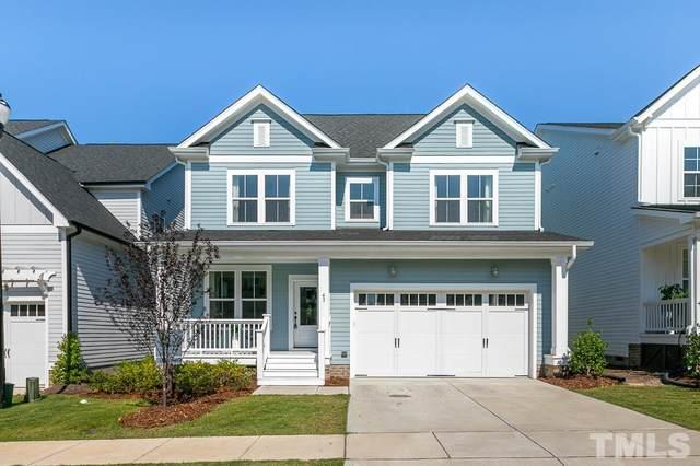 47 N Rosebank Drive, Chapel Hill, NC 27516 (#2327899) :: Real Estate By Design