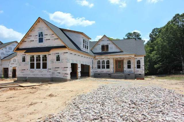 700 Pelzer Drive, Wake Forest, NC 27587 (#2327986) :: Realty World Signature Properties