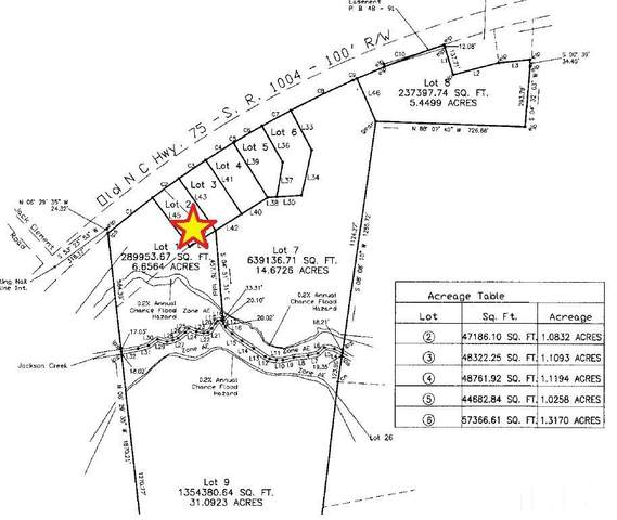 Lot 2 Old Nc 75 Highway, Oxford, NC 27565 (#2328098) :: Masha Halpern Boutique Real Estate Group