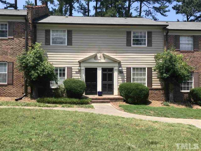3739 Jamestown Circle #3739, Raleigh, NC 27609 (#2328428) :: RE/MAX Real Estate Service