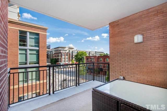 140 W Franklin Street #302, Chapel Hill, NC 27517 (#2328429) :: Realty World Signature Properties