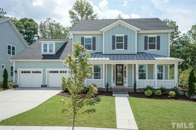 128 Cedar Wren Lane, Holly Springs, NC 27540 (#2328447) :: Marti Hampton Team brokered by eXp Realty