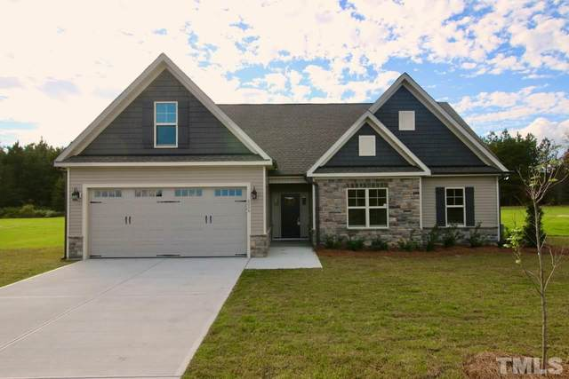 6006 Rosser Pittman Road, Sanford, NC 27332 (#2328515) :: Realty World Signature Properties