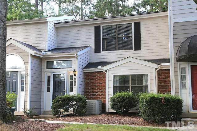 7633 Falcon Rest Circle #7633, Raleigh, NC 27615 (#2328710) :: Raleigh Cary Realty