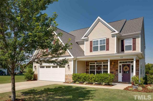 420 Naples Lane, Clayton, NC 27527 (#2328791) :: Raleigh Cary Realty