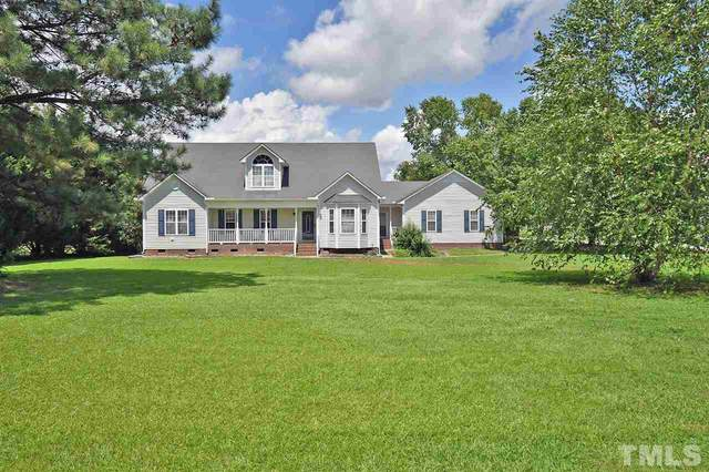 101 Westlake Drive, Wendell, NC 27591 (#2328826) :: Realty World Signature Properties