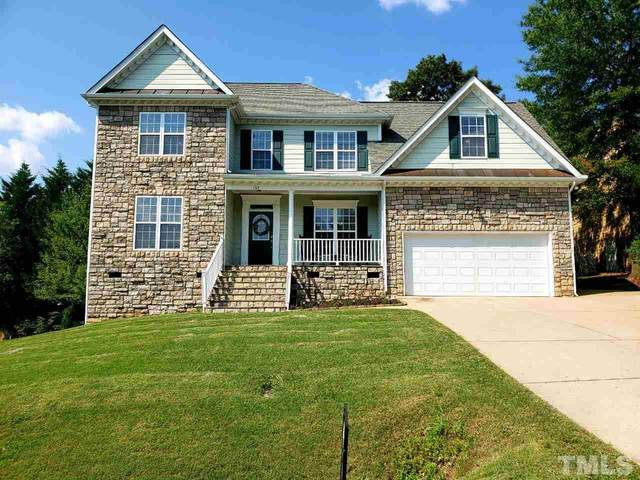 125 Spalding Lane, Clayton, NC 27527 (#2328862) :: Triangle Top Choice Realty, LLC