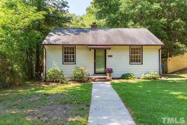 1913 Ward Street, Durham, NC 27707 (#2328887) :: Dogwood Properties
