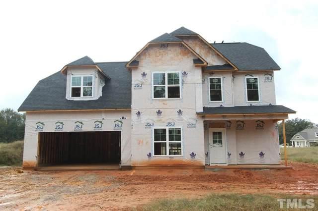 160 Etowah Drive Lot 19, Wendell, NC 27591 (#2328888) :: Marti Hampton Team brokered by eXp Realty