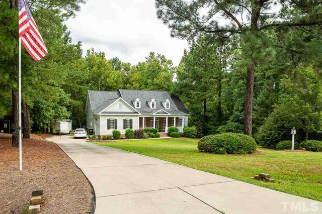 124 Sherman Pines Drive, Fuquay Varina, NC 27526 (#2329011) :: Realty World Signature Properties