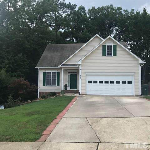8304 Buck Crossing Drive, Durham, NC 27713 (#2329828) :: Real Estate By Design