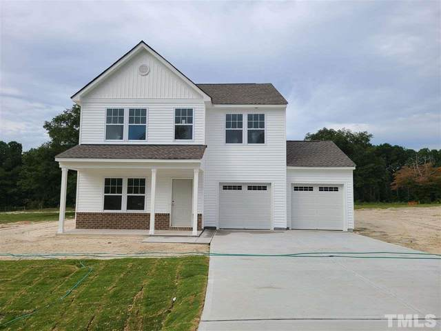 112 Pineapple Place #6, Benson, NC 27504 (#2329865) :: Rachel Kendall Team