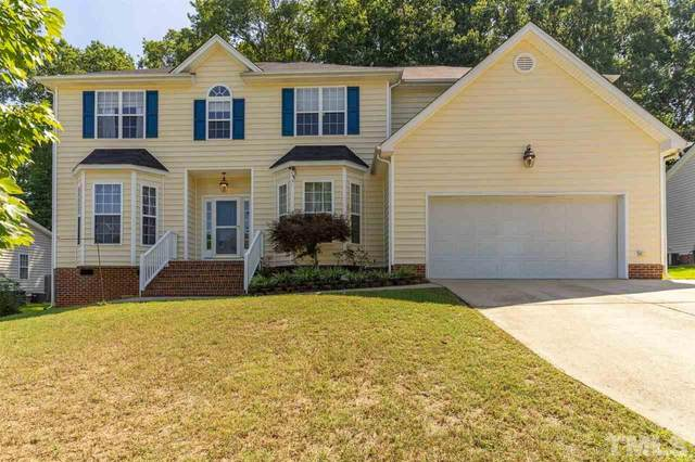 149 Gussett Drive, Garner, NC 27529 (#2329980) :: Realty World Signature Properties