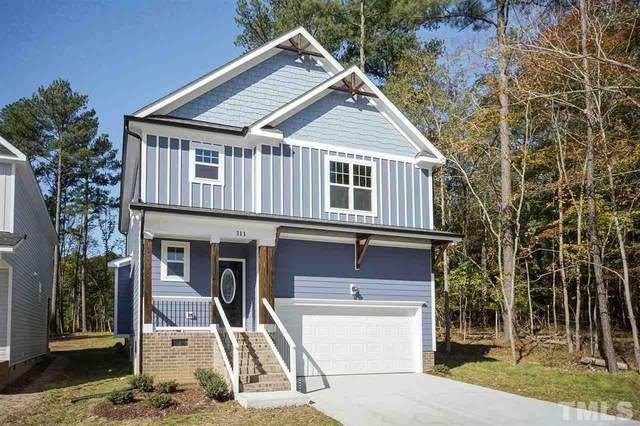 1003 Woodhall Lane, Durham, NC 27712 (#2330015) :: RE/MAX Real Estate Service
