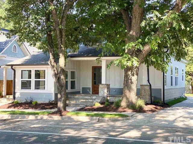 904 S Blount Street, Raleigh, NC 27601 (#2330024) :: Raleigh Cary Realty