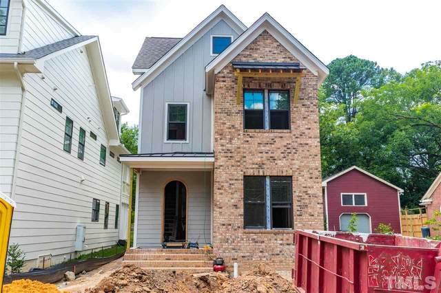 3213 Merriman Avenue, Raleigh, NC 27607 (#2330102) :: M&J Realty Group