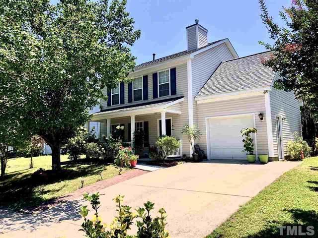 815 Homestead Park Drive, Apex, NC 27502 (#2330133) :: M&J Realty Group
