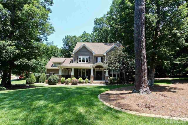 5205 Rathkeale Court, Holly Springs, NC 27540 (#2330256) :: Realty World Signature Properties
