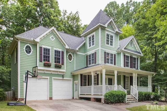 1706 E Bromfield Drive, Hillsborough, NC 27278 (#2330258) :: Realty World Signature Properties