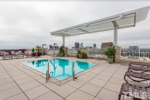 400 W North Street #800, Raleigh, NC 27603 (#2330286) :: Dogwood Properties