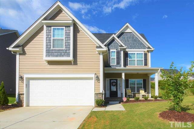 149 Balsam Fir Place, Clayton, NC 27520 (#2330294) :: Triangle Top Choice Realty, LLC