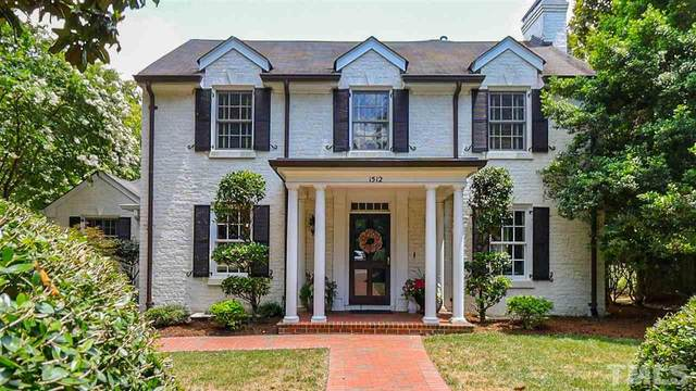 1512 Canterbury Road, Raleigh, NC 27608 (#2330312) :: Spotlight Realty
