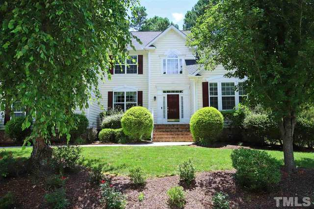 8428 Piney Branch Drive, Apex, NC 27539 (#2330476) :: Realty World Signature Properties