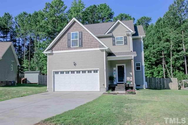 85 Bondhu Place, Youngsville, NC 27596 (#2330805) :: Realty World Signature Properties