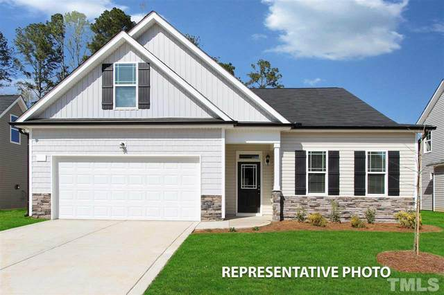 42 S Titus Lane, Wendell, NC 27591 (#2331049) :: Real Estate By Design