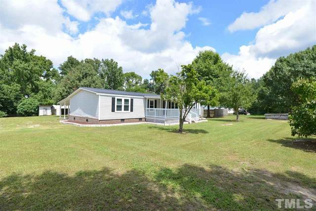 240 Mill Creek Road, Princeton, NC 27569 (#2331533) :: Triangle Top Choice Realty, LLC