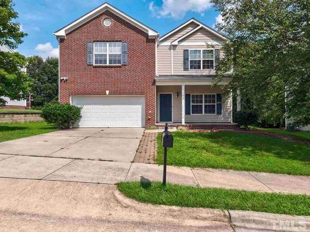 710 Calavaras Lane, Knightdale, NC 27545 (#2331597) :: Marti Hampton Team brokered by eXp Realty
