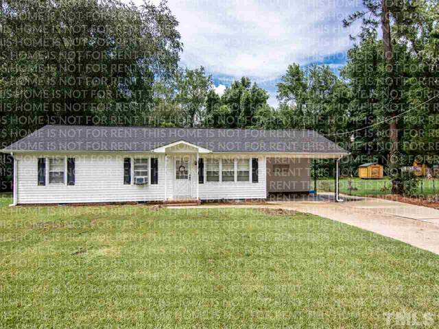 5016 Oakdale Road, Wilson, NC 27893 (#2331628) :: Raleigh Cary Realty