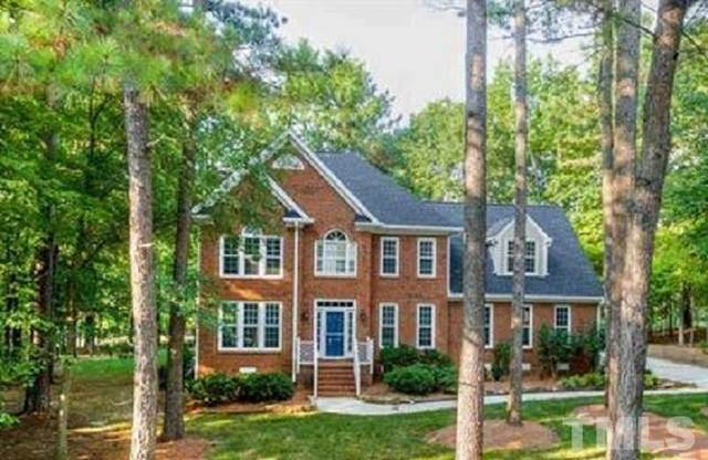 5121 Linksland Drive, Holly Springs, NC 27540 (#2331690) :: Realty World Signature Properties